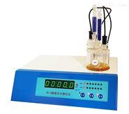 微量水分测定仪WS-3