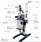 升降式雙層玻璃反應釜予華儀器新産品