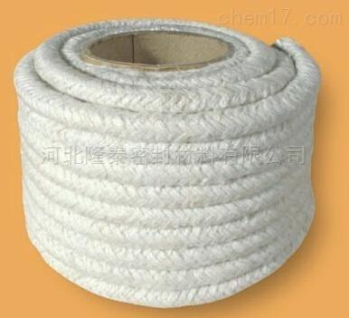 陶瓷盘根 硅酸铝编织圆绳厂家
