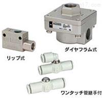 螺纹连接方式原装SMC快速排气阀简介