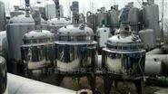 本厂闲置二手开式搪玻璃反应釜