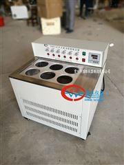 GWDC-6C六点磁力搅拌低温槽
