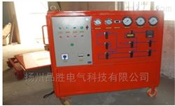 SF6氣體回收充氣裝置