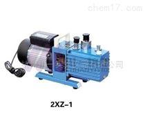 川一旋片式真空泵2XZ-1生产厂家