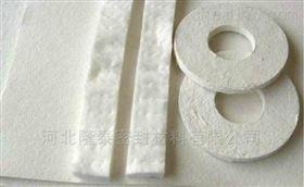 热销 陶瓷纤维绝缘垫片 多规格 加工定做