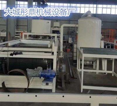 AEPS无机渗透改性硅脂聚苯板设备详细说明