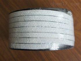 生产耐高温化工密封织带导条石棉盘根绳