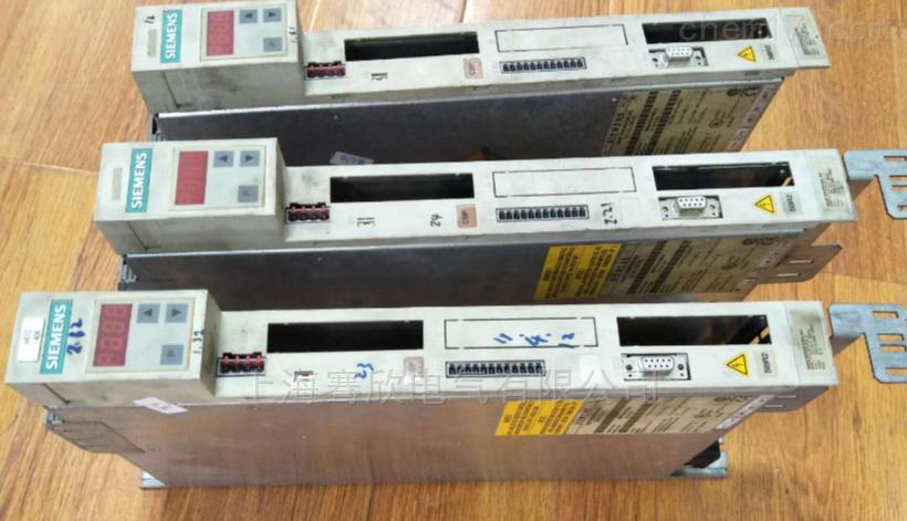 西门子6SE7013报警F025代码F008维修处理