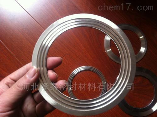 耐高温耐磨金属齿形垫片  金属波纹垫片厂家