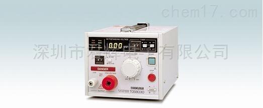 TOS8300绝缘耐压电阻测试仪