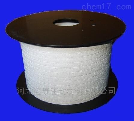 河北厂家全新料食品级PTFE纯白四氟盘根
