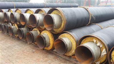 DN300钢套钢保温管厂家
