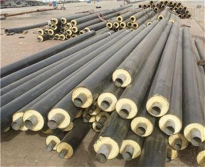 聚乙烯外壳直埋保温管价格公道