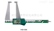 进口INSIZE英示1162-125A数显刹车盘卡尺