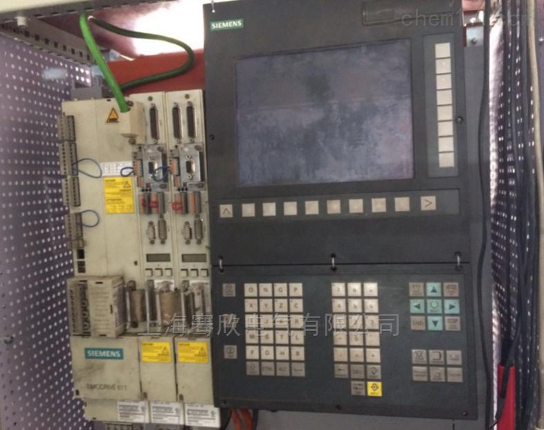 西门子802D开机黑屏(德国系统维修)