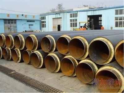 蒸汽保温管行业