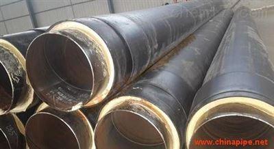 耐高温蒸汽保温管行业