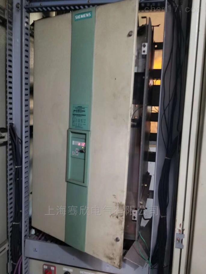 西门子6RA70直流调速报过压诊断检测维修