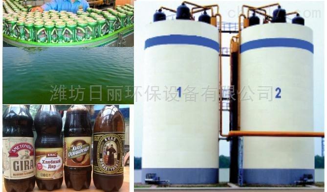 宁夏清真饮料污水处理设备RL-IC反应器
