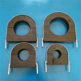 防腐管托 管道木碼用途