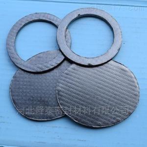 不锈钢石墨复合垫片 高强石墨垫片厂家