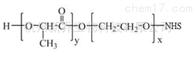 囊泡新型材料PLA-PEG-NHS MW:2000混合胶束三嵌段共聚物