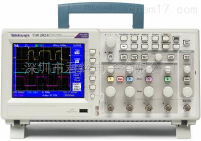 TDS2012C数字存储示波器