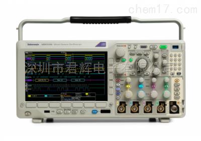 MDO3034混合域示波器