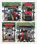 80管徑柴油機泥漿泵3寸口徑