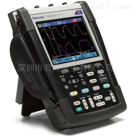 泰克THS3014-TK手持式示波器