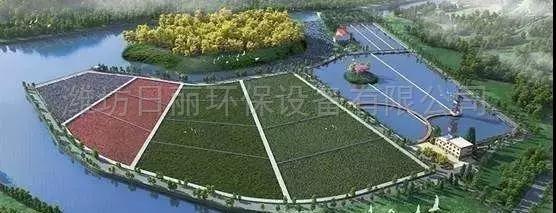 河北省农村生活污水处理设备RL-WSZ-AAO装置