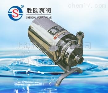 RP型不锈钢卫生离心泵(饮料泵)