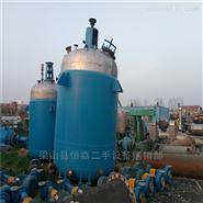 通化长期出售二手不锈钢电加热反应釜