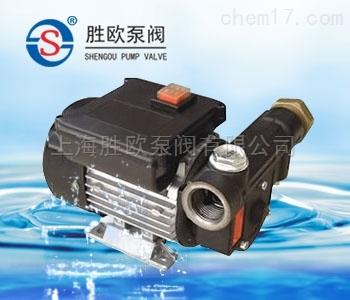 ZK-60型电动自吸油泵(自吸柴油泵)