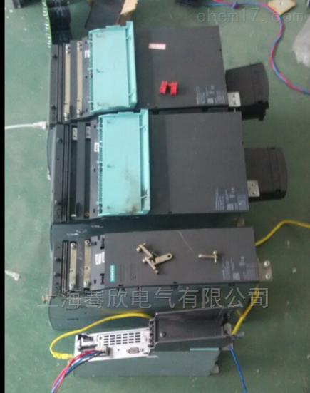 德国DMG车铣复合S120电机控制器坏维修