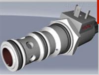 先导式HYDAC贺德克三路比例调压阀