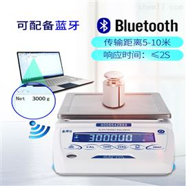 JZ-BNC2002金搏仕蓝牙电子天平2000g 0.01g
