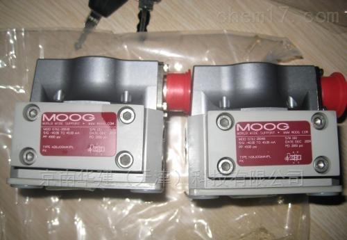 MOOG伺服阀D661-4044天津代理