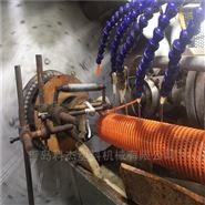 塑筋伸缩软管设备