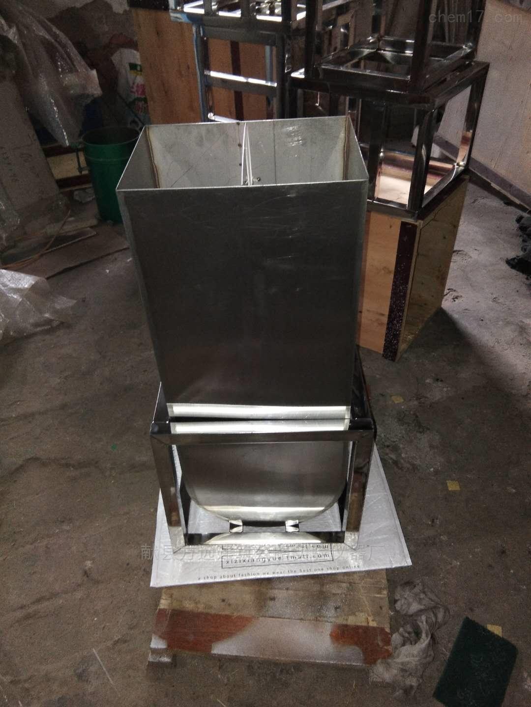自密实混凝土U型箱,U型箱的填充装置