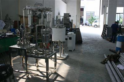 3L减压蒸馏反应釜 减压蒸馏系统 实验室反应釜