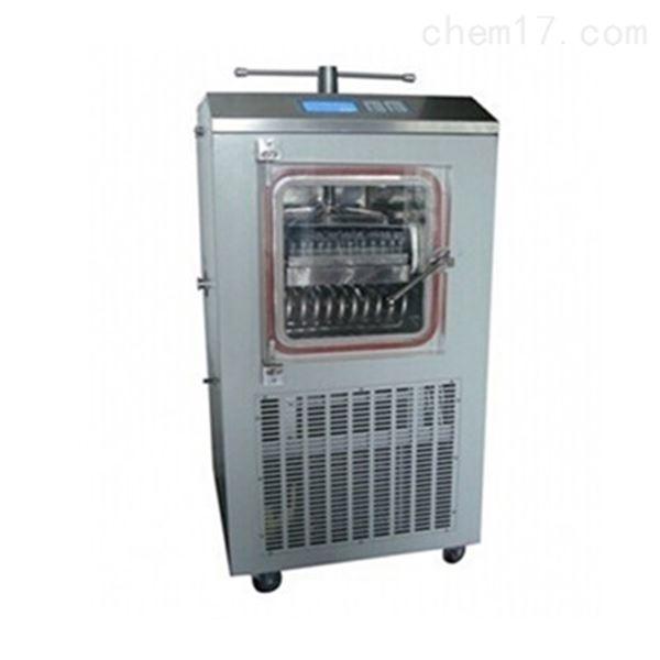 挂瓶压盖型-50℃台式冷冻干燥机