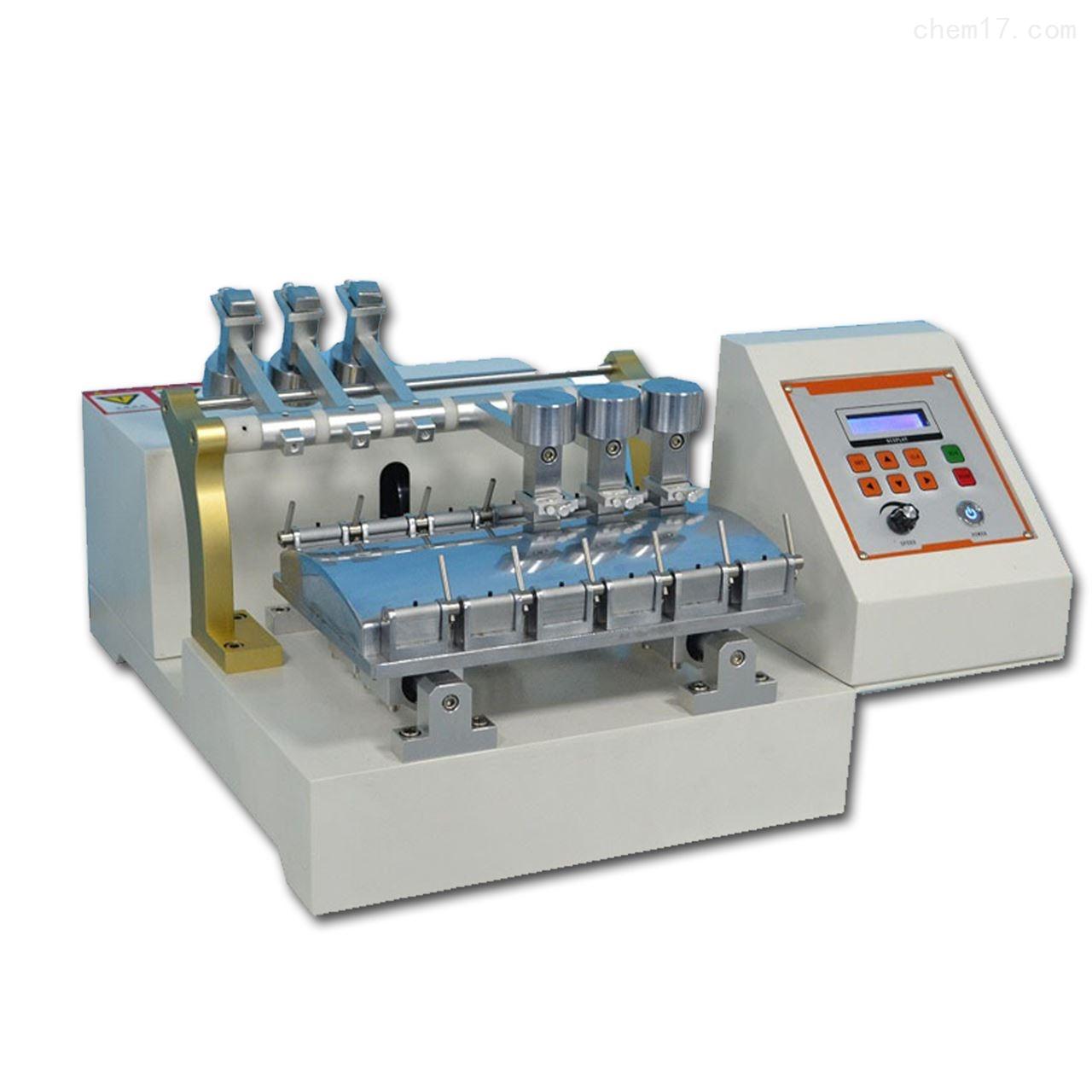 HG-LM-550 摩擦染色度坚牢耐磨试验机