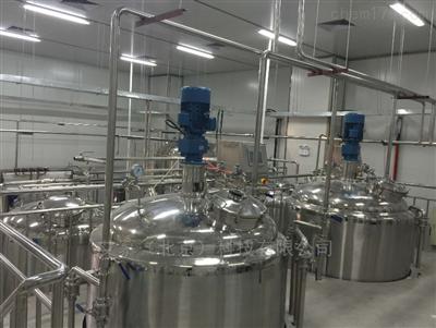 FC-500ZN智能型機械攪拌發酵罐