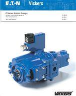 VICKERS齒輪泵,低噪聲工作,訂貨資料