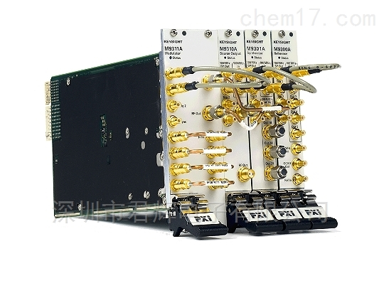 M9381A PXIe矢量信号发生器
