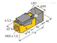 德国TURCK磁感应式传感器选型