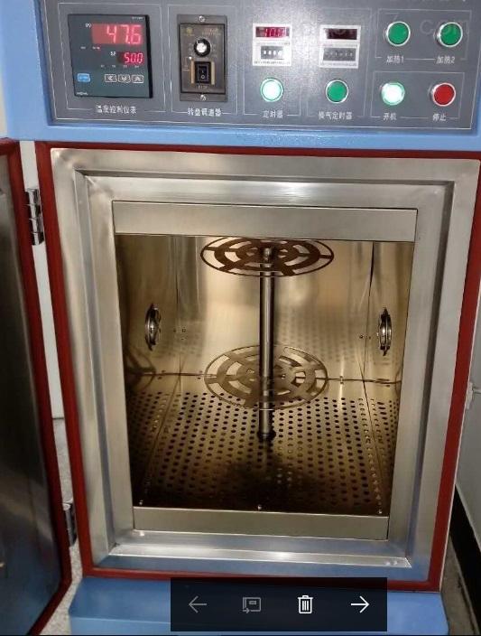 GB/T3512-2001高温换气老化箱直销厂家