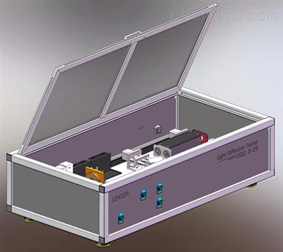 X-28镜片散射光测试仪