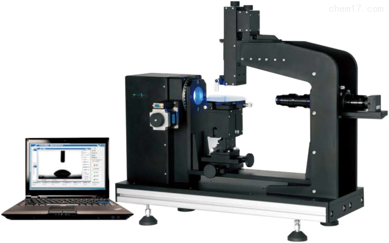 隐形眼镜接触角测量仪
